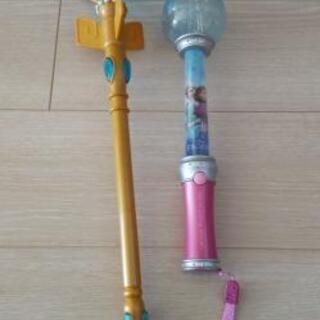 ディズニー魔法の杖セット