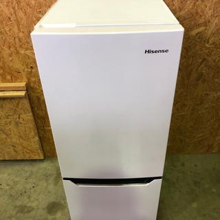 【商談中】2019年式ハイセンス  150L 2ドア冷蔵庫…