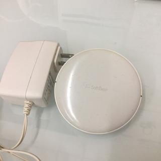 SoftBank ワイヤレス充電器