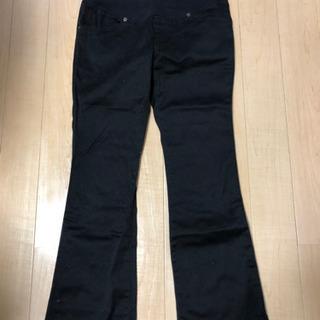 【値下げ】マタニティ 黒 パンツ
