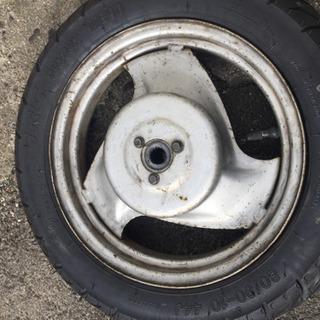 中古タイヤ付きホイール