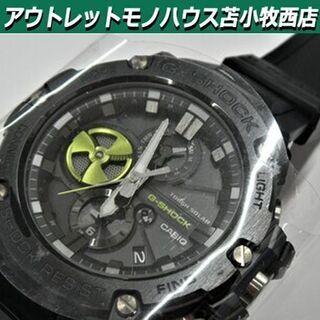 開封未使用品 カシオ  G-SHOCK GST-B100B-1A...