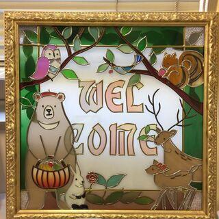 グラスアート教室 金曜午前クラス|久留米毎日文化教室
