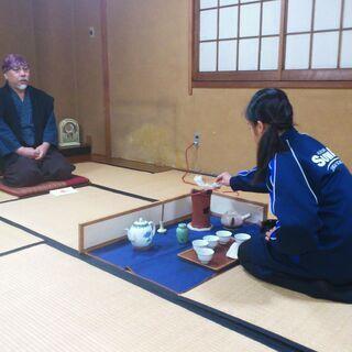 皇風煎茶礼式 茶道教室 火曜夜クラス|久留米毎日文化教室