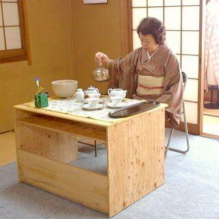 煎茶小笠原流 茶道教室 水曜午前クラス|久留米毎日文化教室