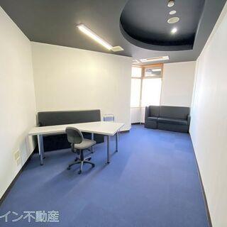 小規模オフィス 長野駅東口 2階デッキで長野駅に直結! 礼金無し...