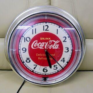 珍品 Coke brand Clocks -WALL(NEON)...