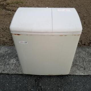 二層式洗濯機 3.5kg