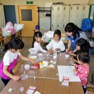こどもアートクラブ(絵画/工作)土曜朝クラス|久留米毎日文化教室