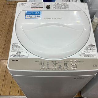 TOSHIBA(トウシバ) 4.2kg洗濯機 【トレファク野田】