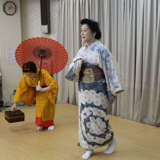 日本舞踊 藤間流教室 木曜昼クラス|久留米毎日文化教室