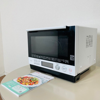 【美品】TOSHIBA ER-SD100 オーブンレンジ …