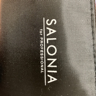 SALONIA 美品 ストレートアイロン