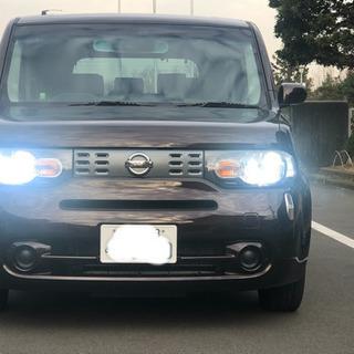 Z12キューブ特別仕様車!