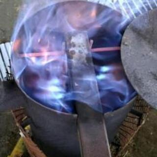 廃油ストーブ 天ぷら油エンジンオイル廃油タンク
