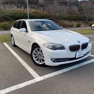 総額80万円 BMW 523i ハイラインパッケージ ターボ 純...