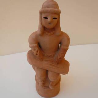 埴輪 土器 置物 詳細不明 はにわ 骨董 人形