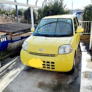 エッセ!!きれいな黄色!車検5年1月26日まで!