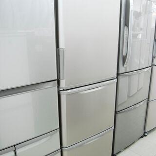 4615 シャープ ノンフロン冷凍冷蔵庫 350L 3ドア…