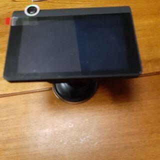 新型3画面同時記録ドライブレコーダー(駐車監視モード付き)