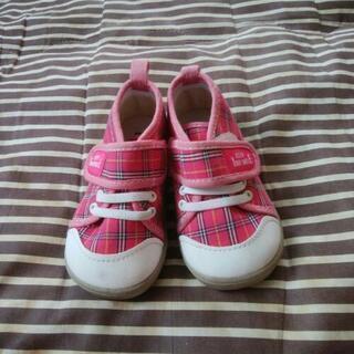 子供靴15cm