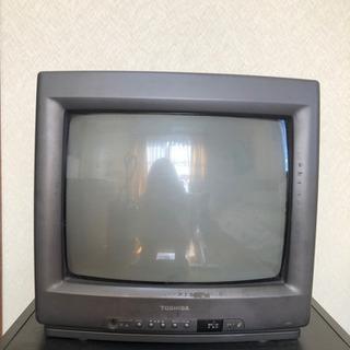 TOSHIBA カラーテレビ
