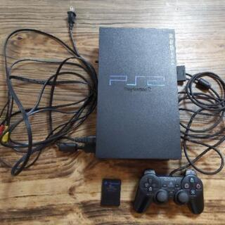 PlayStaion2 SCPH-18000  ゲーム機本体 メ...