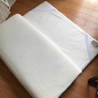 【無料!】ニトリ 低反発マットレス