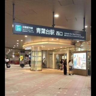 青葉台駅前徒歩1分駐車場(バイク対応)1日単位貸しします。