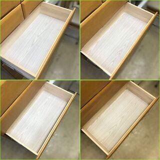 6段 ハイチェスト【自社配送は札幌市内限定】チェスト 衣類収納 整理タンス タンス たんす 箪笥 - 売ります・あげます