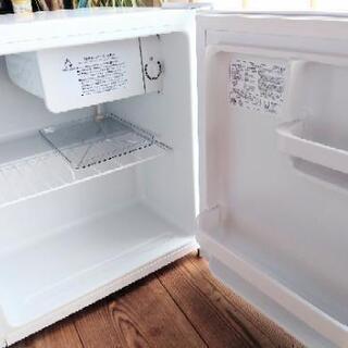 [ありがとうございました][配達無料][即日配達も可能?]冷蔵庫 Abitelax  AR-509E  2016年製 動作品 - 名古屋市