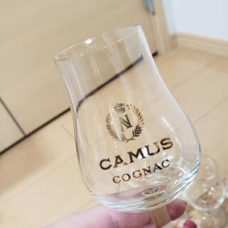 未使用 CAMUS ブランデーグラス 4点セット ナポレオン コニャック - 名古屋市