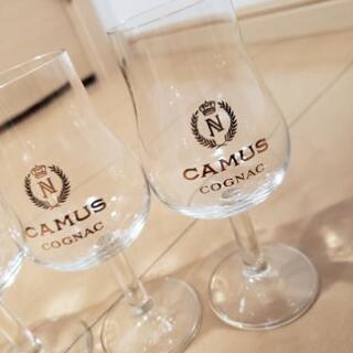 未使用 CAMUS ブランデーグラス 4点セット ナポレオン コニャック - 売ります・あげます
