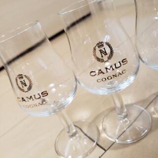 未使用 CAMUS ブランデーグラス 4点セット ナポレオン コニャック − 愛知県