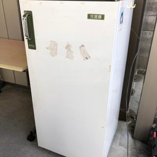【中古】冷凍庫 120L