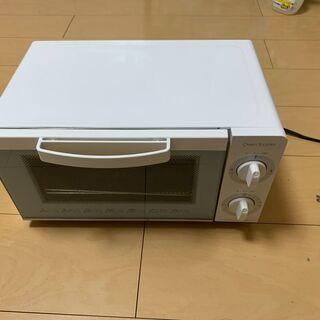 【0円】トースター【使用品】
