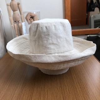 UV婦人帽子の画像