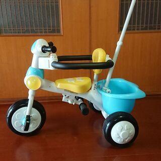 値段下げました♪ 西松屋 三輪車