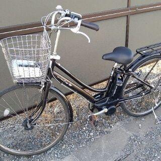 【ネット決済】ヤマハ、26インチ電動アシスト自転車。