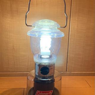 コールマン 5312 蛍光管ランタン スケルトン 単一電池