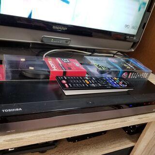 ☆2TB USB HDD付属!3録画&1TB!REGZA DBR...
