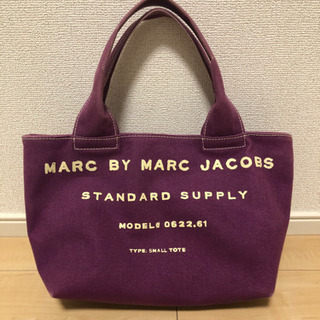 MARC BY MARC JACOBS トートバッグの画像