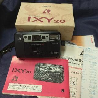 【値下げ】APSフィルム用カメラ キャノンIXY20