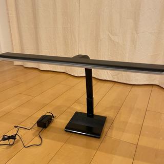 コイズミ LED デスクスタンド ブラック SCL-712BK