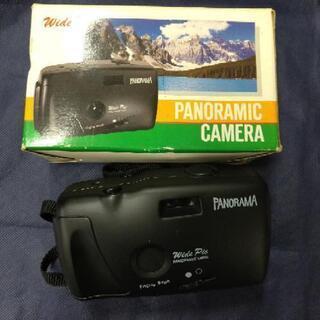 【値下げ】パノラマカメラ フィルムカメラ