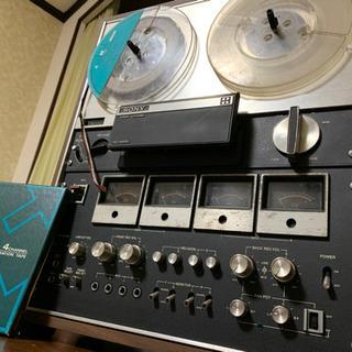 商談中 SONY  4トラック テープレコーダー
