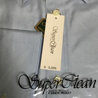 【新品未使用】スカイブルーワイシャツ 定価5,000円 - 射水市