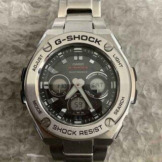 CASIO G-SHOCK G-STEEL GST-W310D-1AJF 中古(購入日:2019年10月19日)の画像