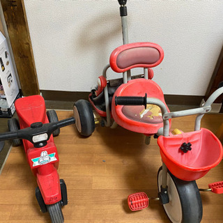 子供用 三輪車 バイク