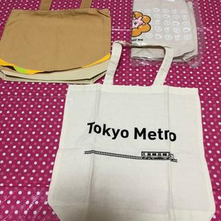 未使用 ミスド マクドナルド 京急 JAL 4点 非売品バッグセット